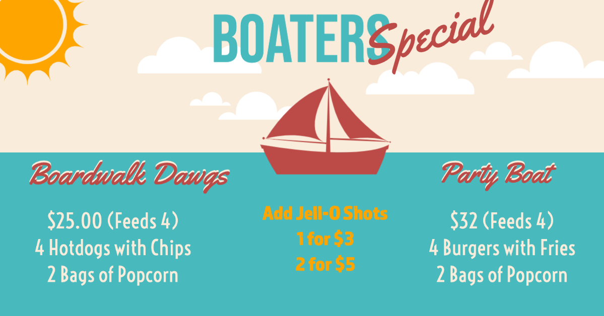 Boaters Special